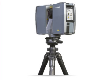 Лазерный сканер Trimble TX5